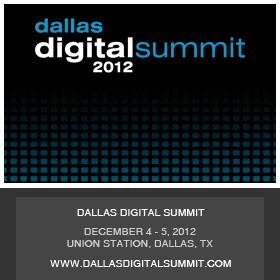 Dallas Digital Summit 2012