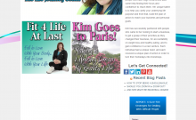 Kim Schuld website