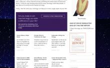 Rose Reveley Astrology Website