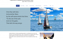 SpeakWrite Communications Website